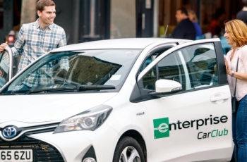 Enterprise Car Club key worker deal