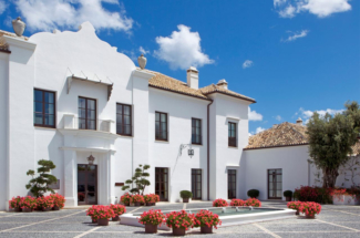 Finca Cortesin hotel Marbella Malaga