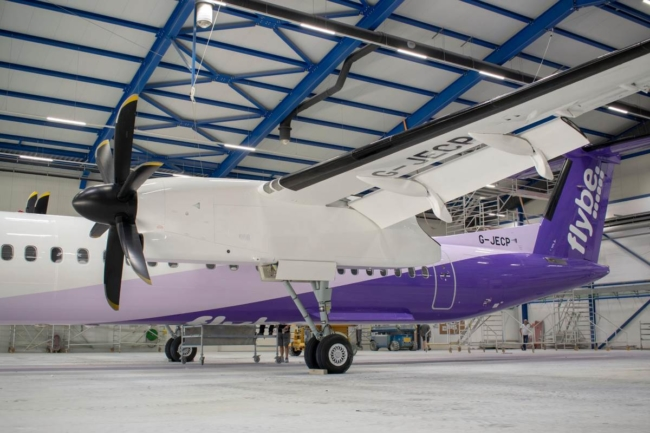 will flybe relaunch in summer 2021