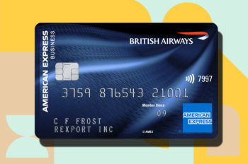 Review British Airways Accelerating Business credit card