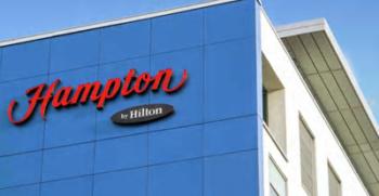 Hampton hotel Torquay opening