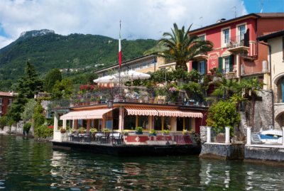 Review Hotel du Lac Varenna Lake Como