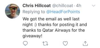 Qatar Airways free flights for hospital staff doctors