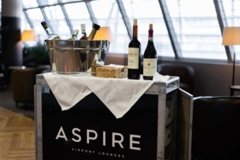 Aspire Lounge Zurich open