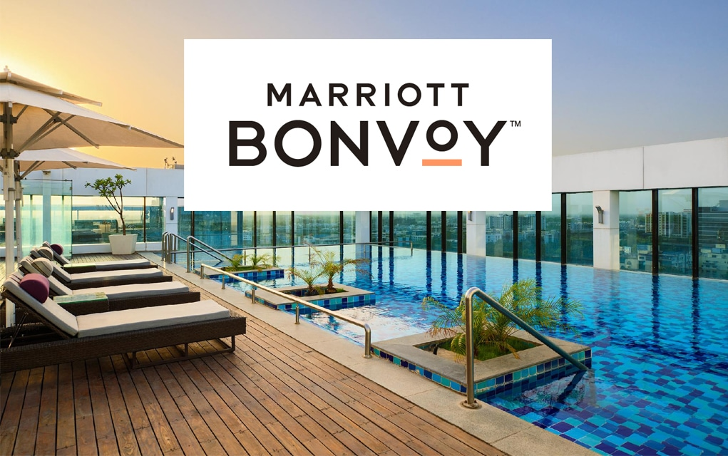 Use Bonvoy points for Homes and Villas