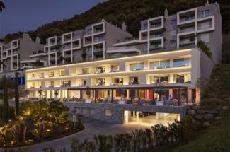 The View hotel Lugano Switzerland