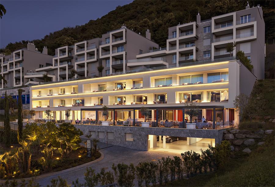 review The View, Lugano, Switzerland hotel