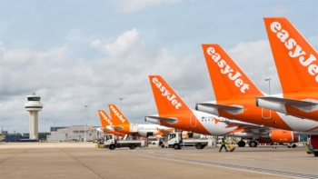 easyJet to restart flights from Luton, Stansted, Manchester and Aberdeen