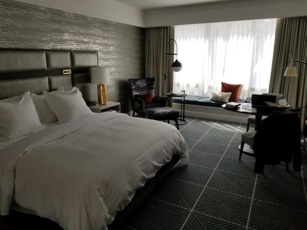 four seasons san francisco hotel review
