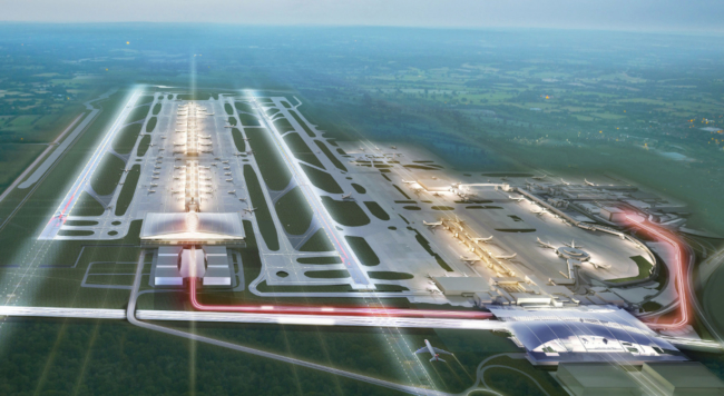 What is the future for London Gatwick Airport?