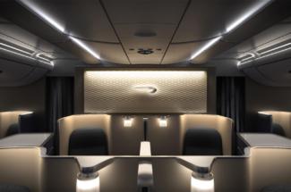 BA A380 First