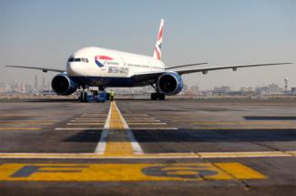 British Airways 777 300ER