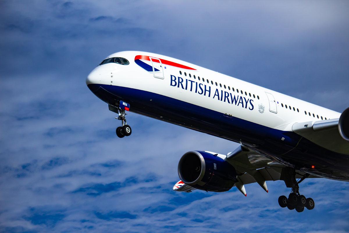 British Airways eVoucher Future Travel Voucher extended to 30th September 2023