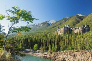 Fairmont Banff Springs Alberta Canada