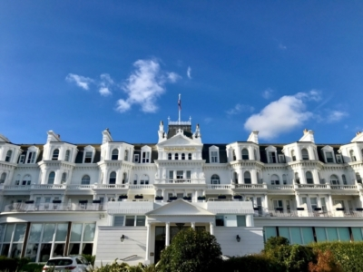 Review the Grand hotel eastbourne