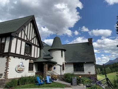 Review Fairmont Banff Springs hotel
