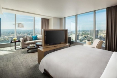 InterContinental Los Angeles downtime review