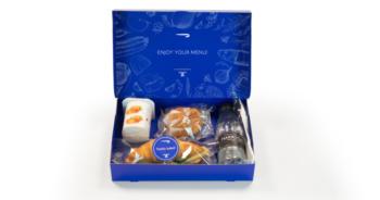 British Airways economy World Traveller coronavirus food catering