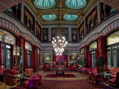 Pera Palace Istanbul hotel review