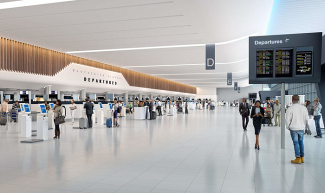 Manchester Airport lounges to reopen
