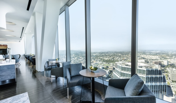 review InterContinental Los Angeles Downtown hotel