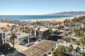 Sea Blue Hotel Santa Monica