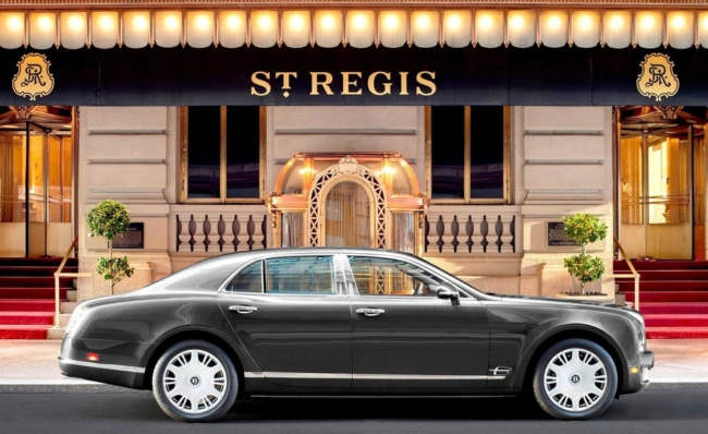 St Regis new york destination fee