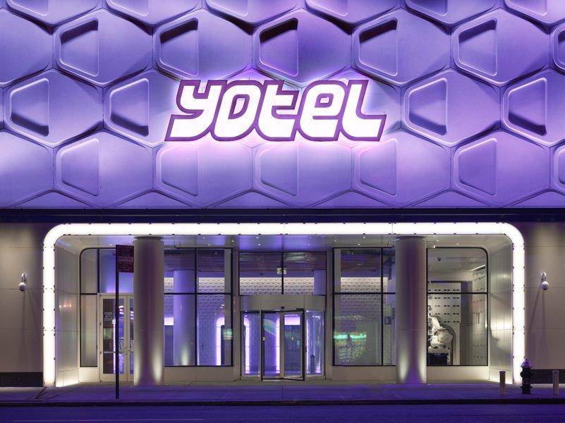 How does YOTEL's Club@YOTEL loyalty scheme work?
