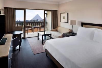 Review Marriott Mena House Giza Cairo Egypt