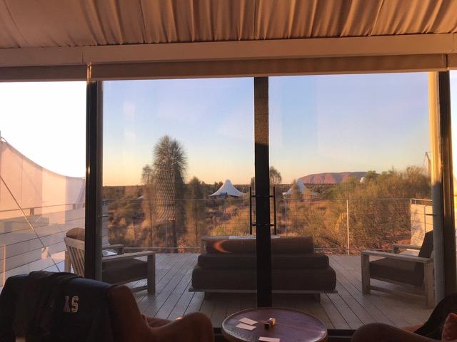 review longitude 131 uluru australia hotel resort