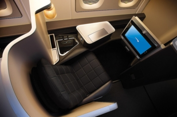 British Airways A380 First Class best seat