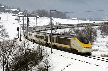 Eurostar cancels its ski trains for 2020 and 2021