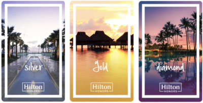 get free hotel elite status from UK credit cards