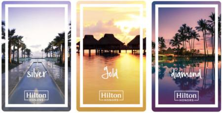 Hilton Diamond able to gift Hilton Gold status