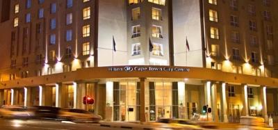Hilton Cape Town City Centre closes