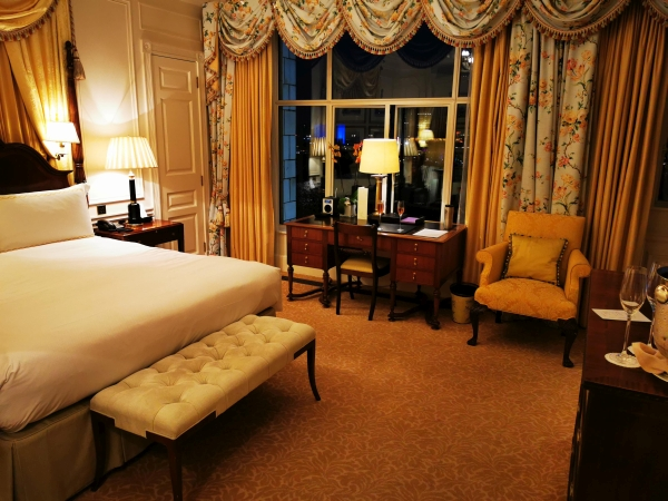 Savoy London hotel review