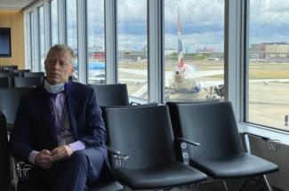 Robert Sinclair London City Airport CEO