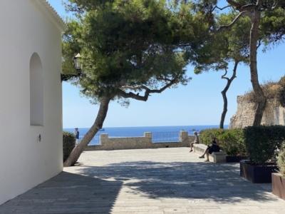 Ibiza old town