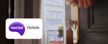 Nectar launches a hotel booking site