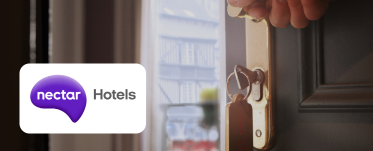 Use Avios points to book hotels at Nectar Hotels