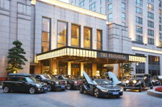 Peninsula Hotel Shanghai