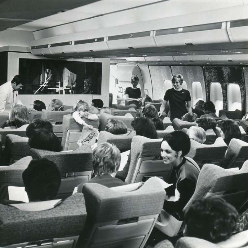 The story of the Boeing 747 at British Airways