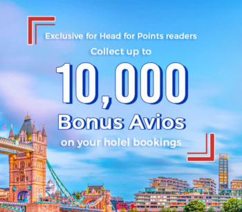 Kaligo Head for Points bonus Avios offer