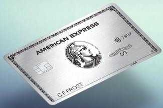 American Express Platinum card amex
