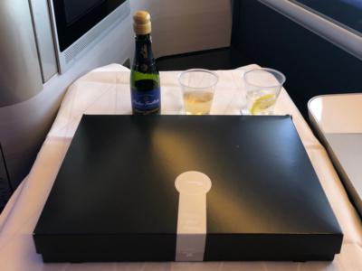 British Airways coronavirus catering food drink