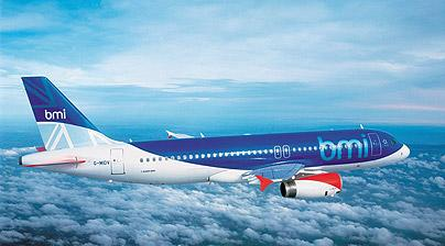 BMI A321 retired by British Airways
