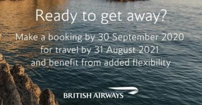 British AIrways Book with Confidence
