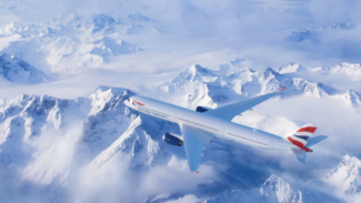 British Airways book with confidence extended