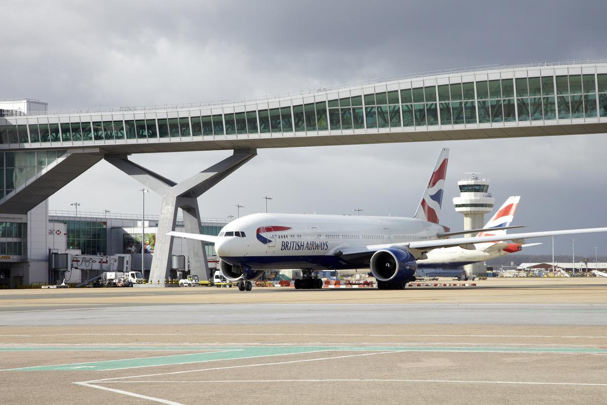 British Airways to return to Gatwick Airport?