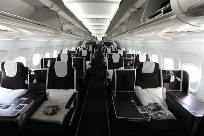 British Airways withdraws its ex-BMI A321 flat bed business class aircraft